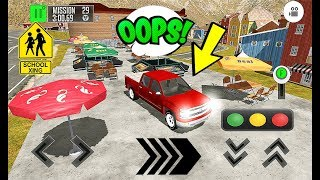 Driving Island Delivery Quest - Mountain Pickup Driver - Android Gameplay Video #4