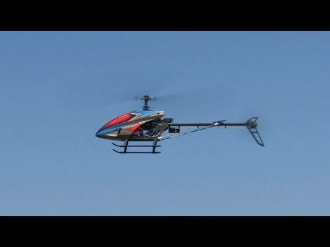 New Walkera V500D01 Flybarless 3D RC Helicopter Flight Review - UCH6MbLEKxUPKK3y2uBreqDA
