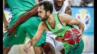 Brazil Argentina 89-82 Preparation game highlights for FIBA Basketball World Cup 2019, August 15