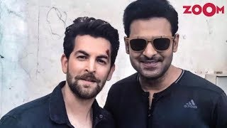 Neil Nitin Mukesh: My only worry was that I might be replaced in Saaho as many actors had changed