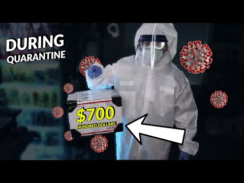 I Spent $700 Hundred Dollars On Rare Collectibles During Quarantine #Mezco