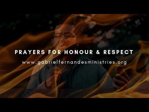 POWERFUL PRAYERS FOR HONOUR AND RESPECT IN YOUR LIFE