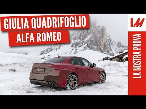 Alfa Romeo Giulia Quadrifoglio: La Macchina Perfetta! - UCiJCqdozWn3G4Ri7Q6tUvtA
