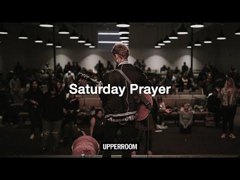 UPPERROOM Saturday Prayer
