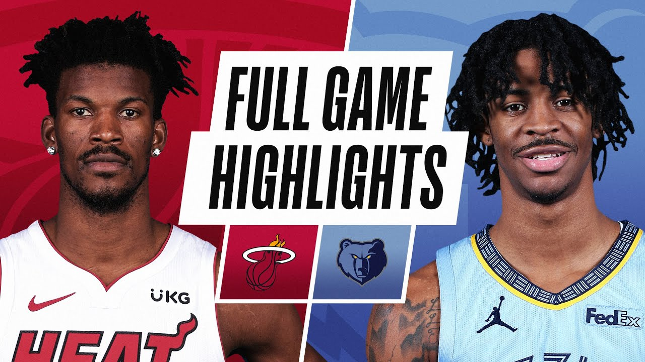HEAT at GRIZZLIES | FULL GAME HIGHLIGHTS | March 17, 2021