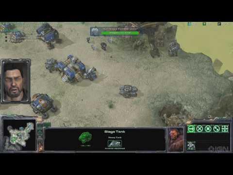 StarCraft II: Wings of Liberty Video Interview - UCKy1dAqELo0zrOtPkf0eTMw
