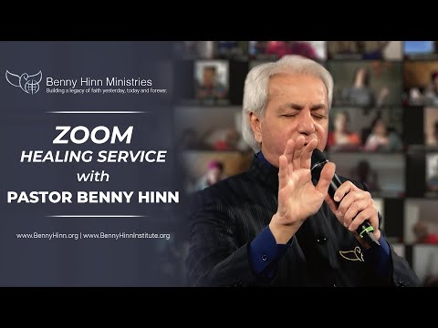 Special Inaugural Healing Service Replay with Pastor Benny Hinn!
