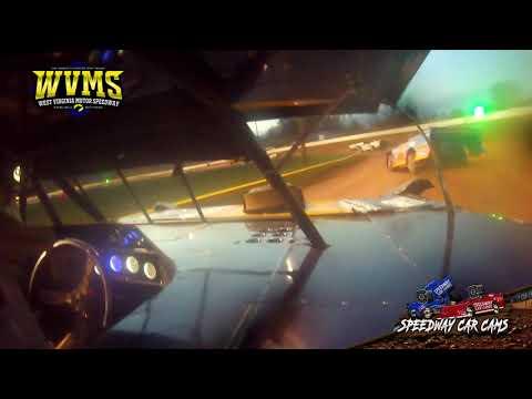 #7 Drake Troutman - West Virginia Motor Speedway 4-24-21 - Super Late Model - dirt track racing video image