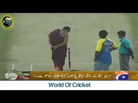 Black Magic/Charm on pitch by Sri Lanka Sadhu