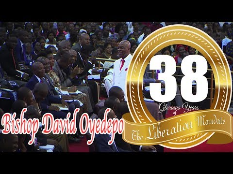 Bishop OyedepoCelebrating 38 years of the Liberation Mandate 2019