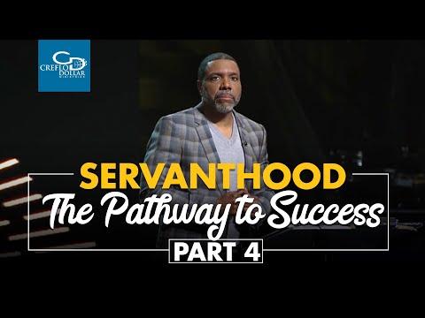 Servanthood  The Pathway to Success Pt.4 - Sunday Service