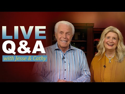 Live Q&A with Jesse & Cathy