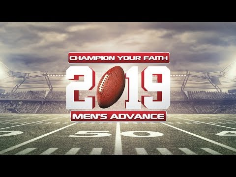 Men's Advance 2019: Session 4 - Tony Dungy