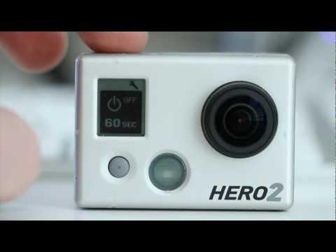GoPro Hero2 Setting - Manual / Auto Power Off - GoPro Tip #149 | MicBergsma - UCTs-d2DgyuJVRICivxe2Ktg