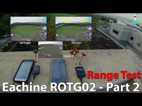 ROTG02 OTG FPV Receiver - Part 2 - Range Test (SBS Comparison with ROTG01) - UCOs-AacDIQvk6oxTfv2LtGA