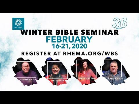 Rhema Video Announcements 02.02.20