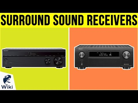 10 Best Surround Sound Receivers 2019 - UCXAHpX2xDhmjqtA-ANgsGmw