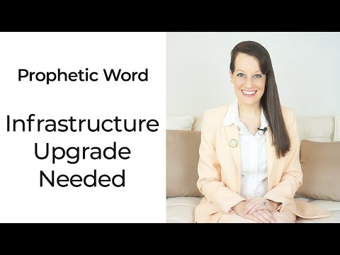 Word of the Lord- Infrastructure Upgrade