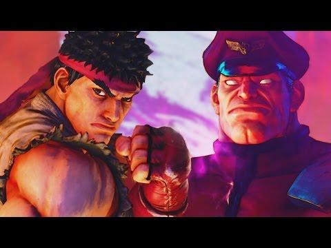 Street Fighter 5 - FINAL BOSS & ENDING - UCjI3TrNCTcfTNc_VRr_u5pQ