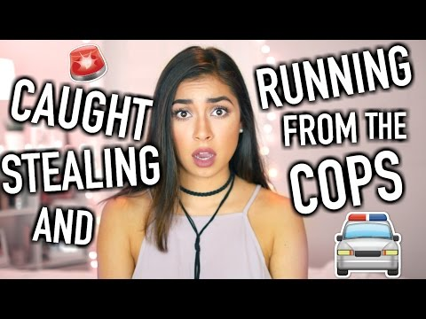 Storytime - CAUGHT STEALING & RUNNING FROM COPS! - UCrcYxVSkBgg9szDSwwZaNwg