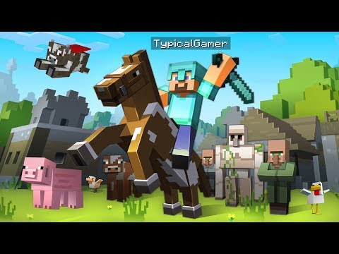 We built the BEST FARM with an ANIMAL BARN!! (Minecraft) - UC2wKfjlioOCLP4xQMOWNcgg