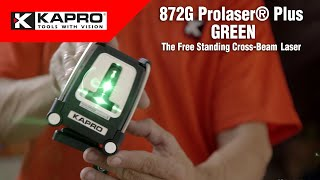 Laserlood Kapro 872G PROLASER PLUS