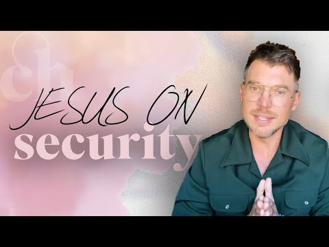 Jesus on Security
