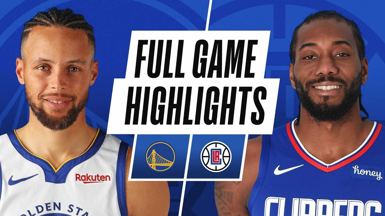 WARRIORS at CLIPPERS | FULL GAME HIGHLIGHTS | March 11, 2021