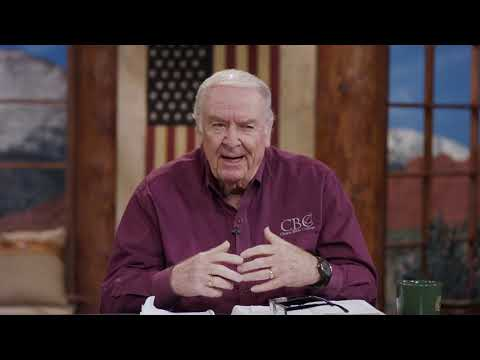 Charis Daily Live Bible Study: Why Jesus Came - Wendell Parr - Aug 10, 2020