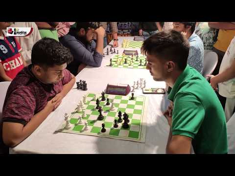 GM Diptayan escapes massive defeat, Bishal blunders
