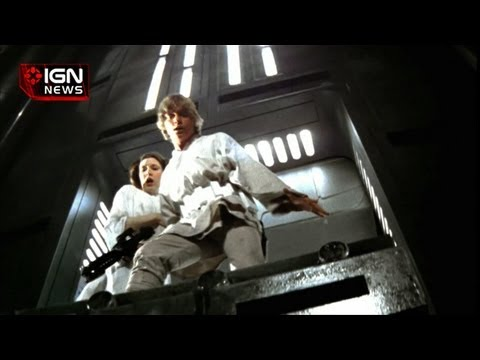 IGN News - Mark Hamill Talks Star Wars: Episode VII - UCKy1dAqELo0zrOtPkf0eTMw