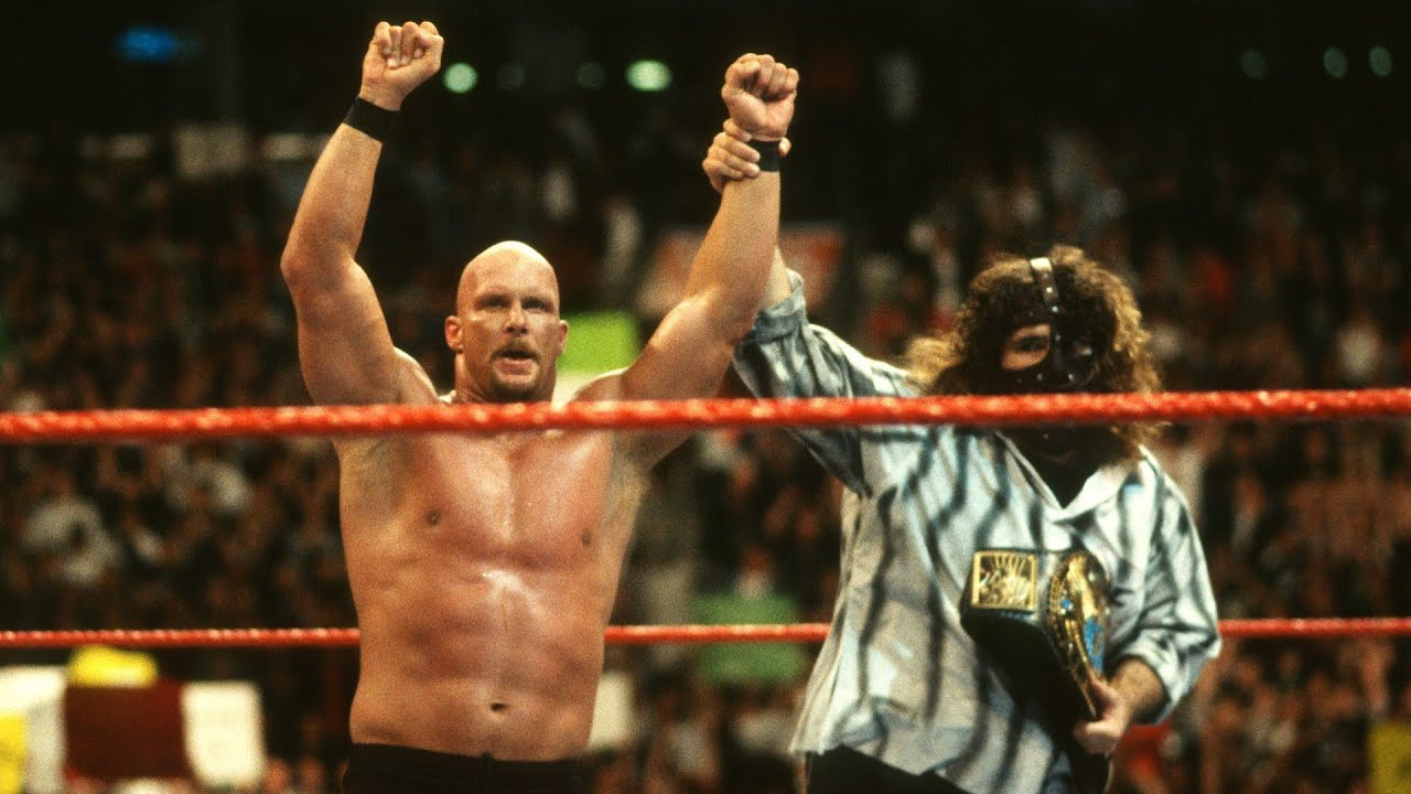 """The defining 3:16 of """"Stone Cold"""" Steve Austin"""