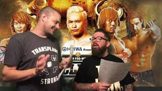 KBW - NJPW G1 Climax Predictions Nights 5 thru 8