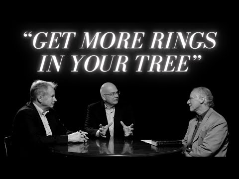 Keller, Piper, and Carson  Get More Rings in Your Tree