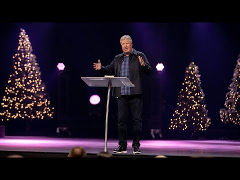 Gateway Church Live  Highly Favored by Pastor Robert Morris  December 5