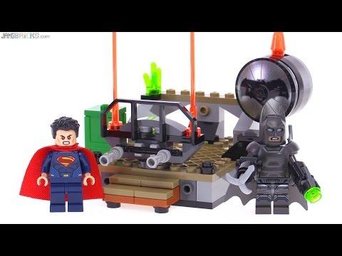 LEGO Batman v. Superman Clash of the Heroes review! 76044 - UCH09uL3dLqsVsOh0XmapzLQ