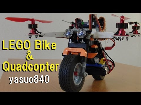 LEGO Bike & KK2.0 FW V1.0 Board Gyro PI gain adjustment Vol.31 - UCEAeWXHrH8Txc9JOKnF8dnA