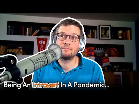 John Green Opens Up About The Struggle of Being An Introvert During A Global Pandemic...