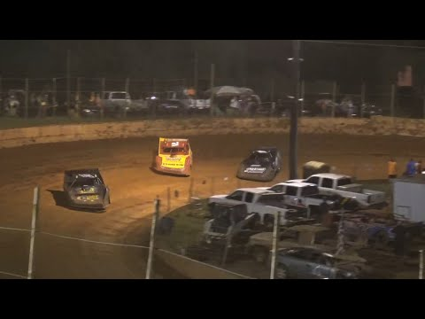 Limited Late Model at Winder Barrow Speedway July 31st 2021 - dirt track racing video image
