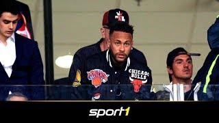 Neymar adelt Real-Legende | SPORT1 - DER TAG