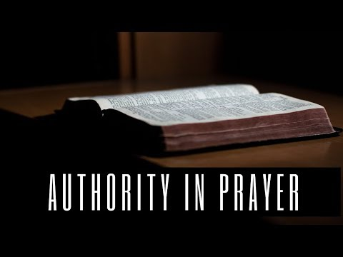 Dutch Sheets - Authority In Prayer