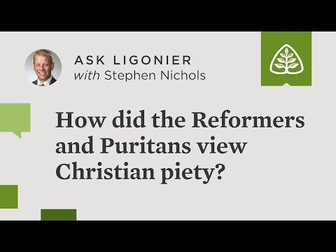 How did the Reformers and Puritans view Christian piety?