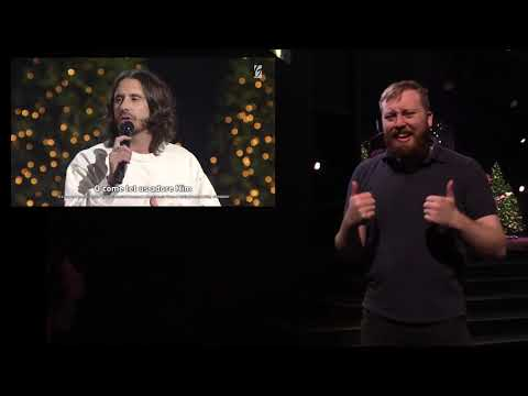 Gateway Church Live  December 12-13  ASL Interpretation