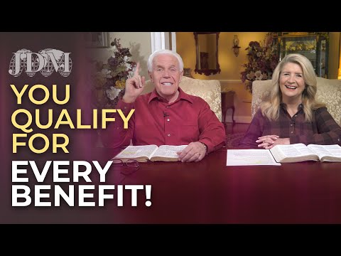 Boardroom Chat: You Qualify For Every Benefit!  Jesse & Cathy Duplantis