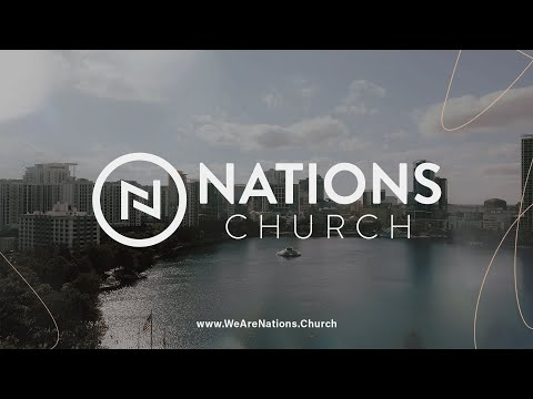 We Are Nations Church  Coming August 2021