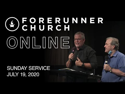 Sunday Service  IHOPKC + Forerunner Church  July 19
