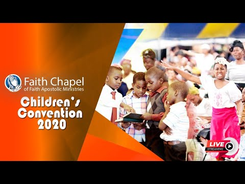 May 31, 2020  - Children's Convention 2020