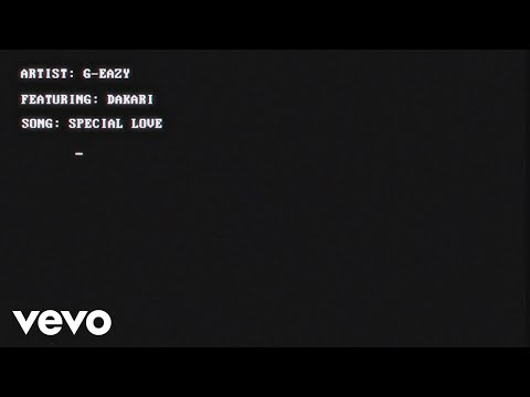 Special Love (Video Lirik) [Feat. Dakari]