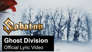Ghost Division (Official Lyric Video)