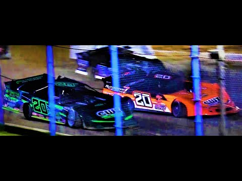 7-23-21 Late Model Feature Winston Speedway - dirt track racing video image